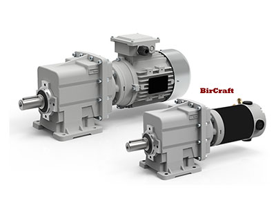 In-Line / Helical Motors
