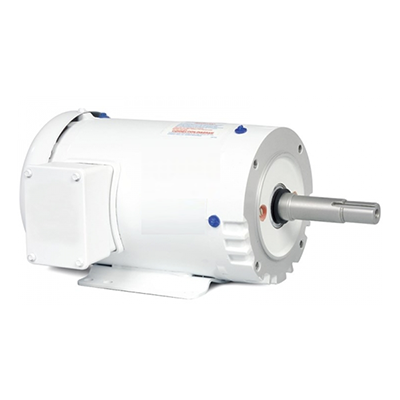 Washdown DC Motors