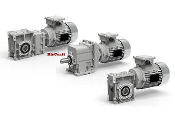 AC Fractional Geared Motors