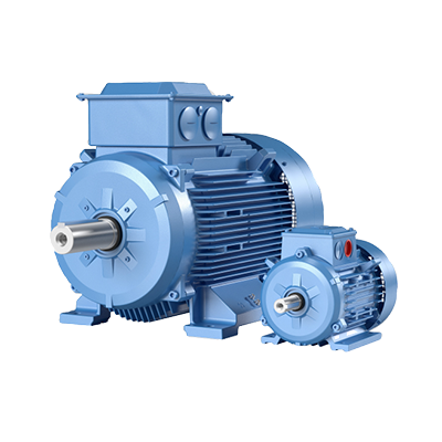 AC 1 Phase and AC 3 Phase Electric Motors