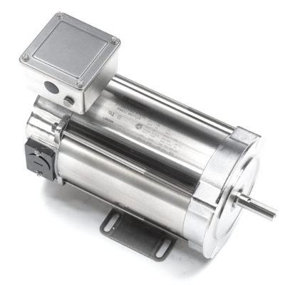 DC Motors – Stainless Steel