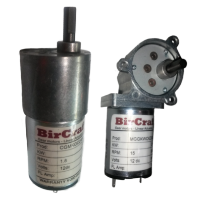 DC Mini / Micro Geared Motors