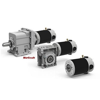 Fractional Geared Motors