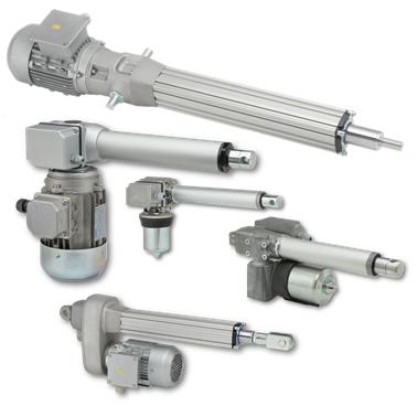 Overview of Industrial Actuators